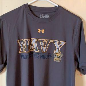 UA Navy size Medium